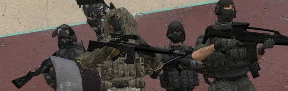 Vestin's MW2 Operators Part 1