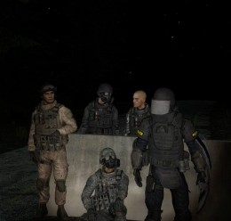 Vestin's MW2 Operators Part 2 For Garry's Mod Image 2