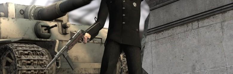 german_officer.zip For Garry's Mod Image 1