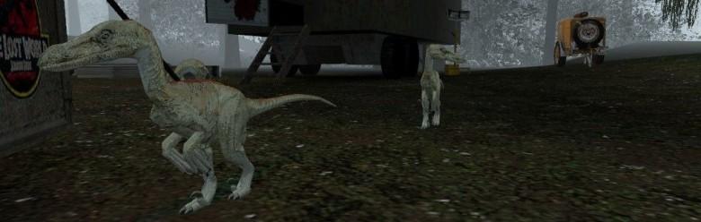 velociraptor.zip For Garry's Mod Image 1