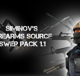 (OLD)Firearms Source Sweps For Garry's Mod Image 1