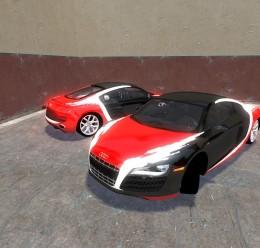 TDM Audi R8 Carbon skin For Garry's Mod Image 1