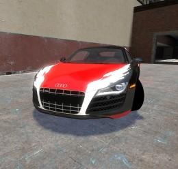 TDM Audi R8 Carbon skin For Garry's Mod Image 2