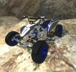 yamaha_yfz_450.zip For Garry's Mod Image 2