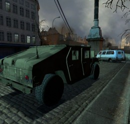 Humvee (S-Cars) For Garry's Mod Image 1