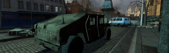 Humvee SCar