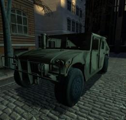 Humvee (S-Cars) For Garry's Mod Image 2