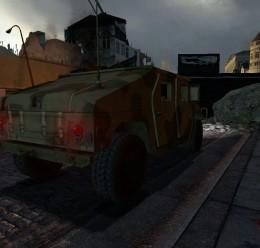 Humvee (S-Cars) For Garry's Mod Image 3