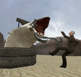 Tremors Ragdoll Pack For Garry's Mod Image 1
