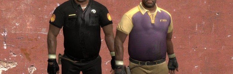 l4d2_new_orleans_police_coach_ For Garry's Mod Image 1