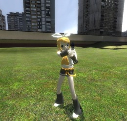 Rin Kagamine Player Model For Garry's Mod Image 1