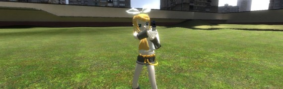 Rin Kagamine Player Model