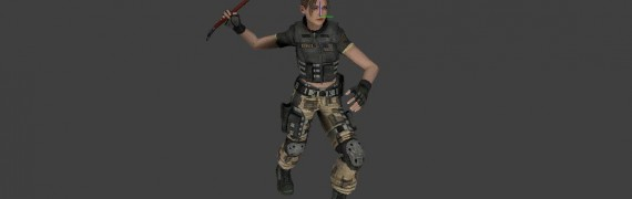 FEAR 2 SGT Stokes Player
