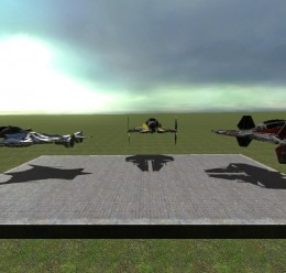 3_flyable_jedi_starfigthers.zi For Garry's Mod Image 1