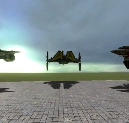 3_flyable_jedi_starfigthers.zi For Garry's Mod Image 3