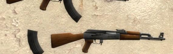 GTA 4 AK-47