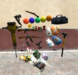 GTA IV Huge Props Pack For Garry's Mod Image 1
