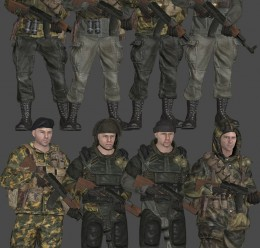 BlackOps Urban Spetsnaz Part 1 For Garry's Mod Image 2