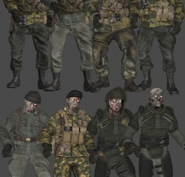 BlackOps Urban Spetsnaz Part 1 For Garry's Mod Image 3