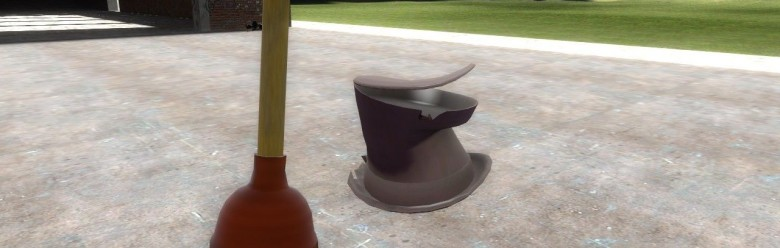 tf2_toilet-battle_plunger_hexe For Garry's Mod Image 1